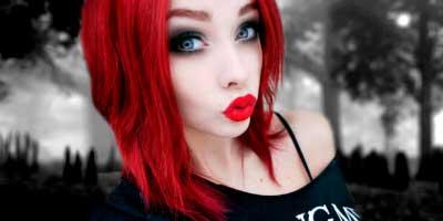 Heavy metal goth dating free